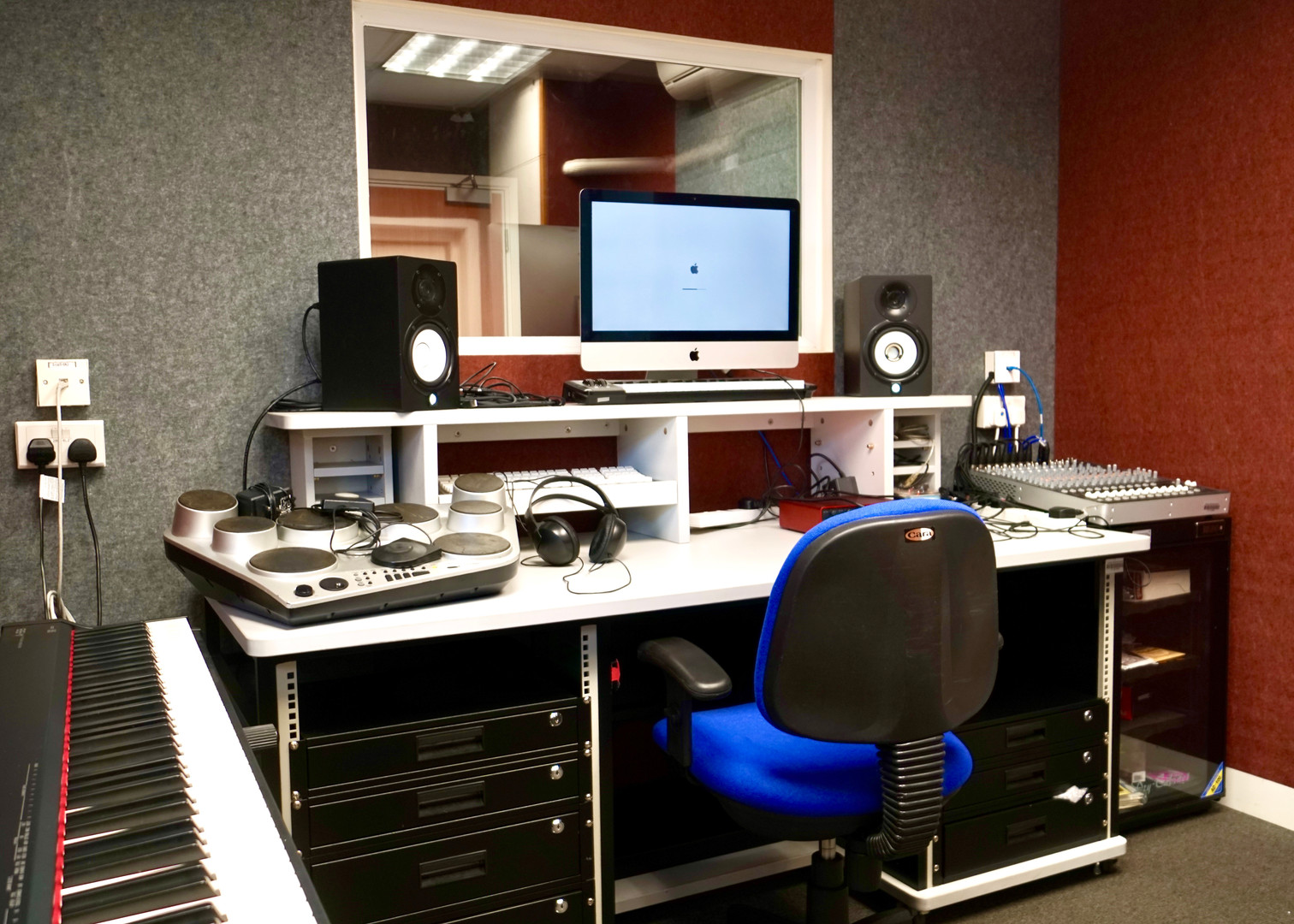 Music Recording Room