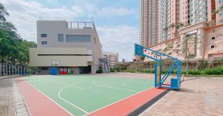 Block A & Ball Court A