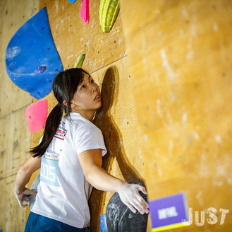 CSS Student wins inter-school bouldering competition