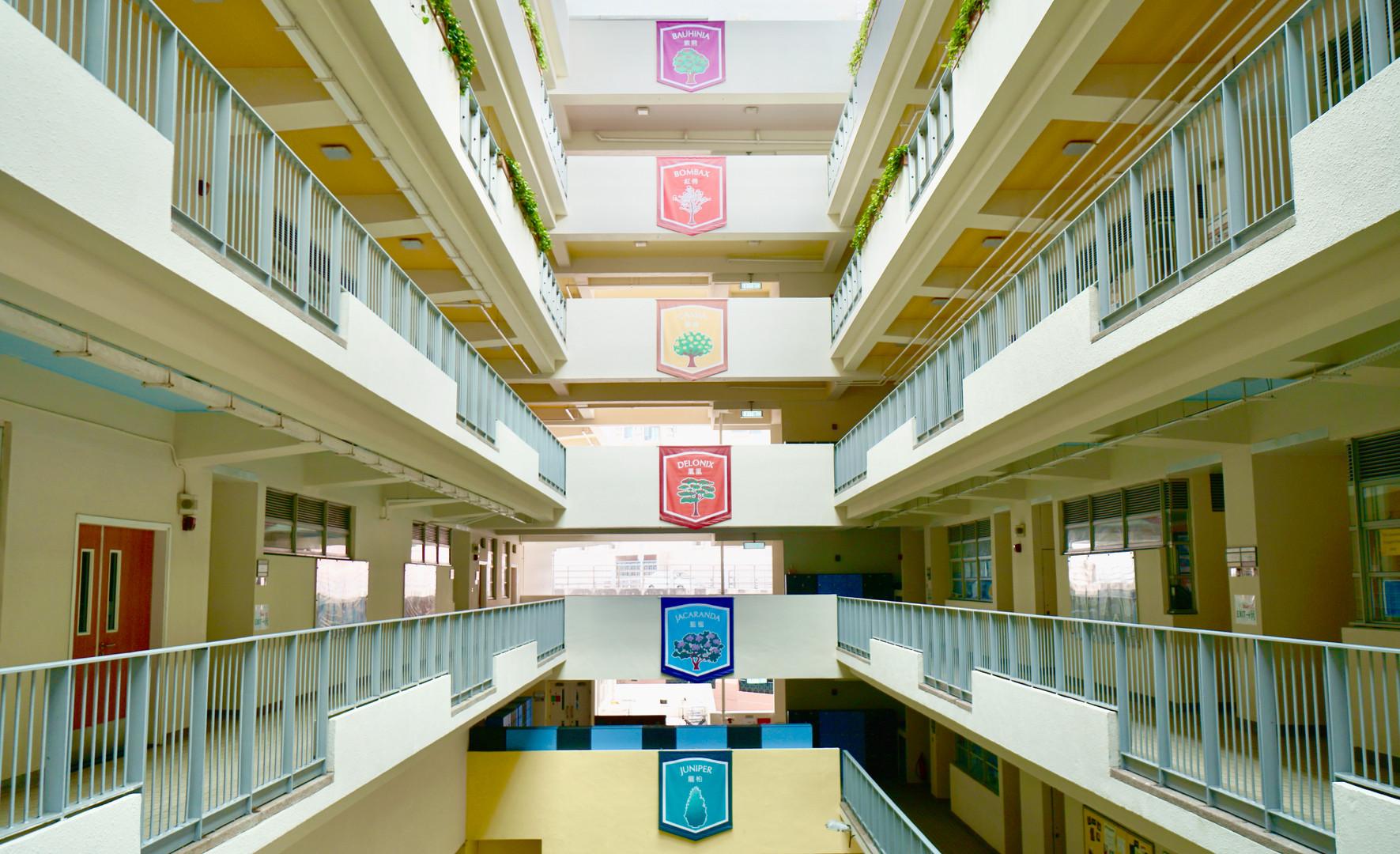 Block C - Atrium