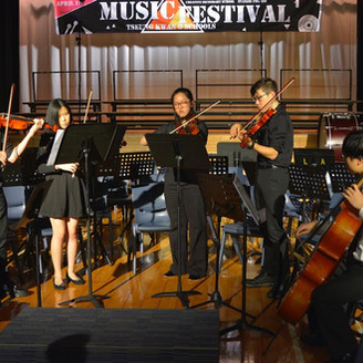 CSS Violinists to perform in Carnegie Hall