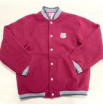 (冬季) 棗紅抓毛褸 (Winter) Maroon Red Jacket