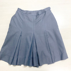 (冬季) 高中灰色裙褲 (Winter) F.5 - F.6 Girl Divided Skirt
