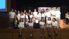 NCS Students win five awards at Putonghua Speech Competition