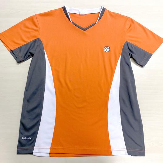 (夏季) 運衣 (橙色 - 鳳凰社) (Summer) PE T-shirt (Delonix)