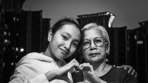 CSS student wins an elder appreciation photography competition