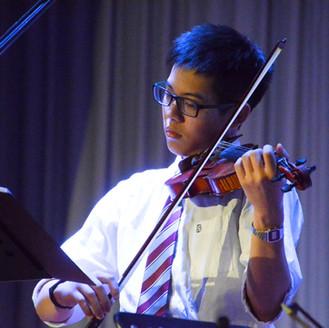 CSS Violinists - Joshua Chan