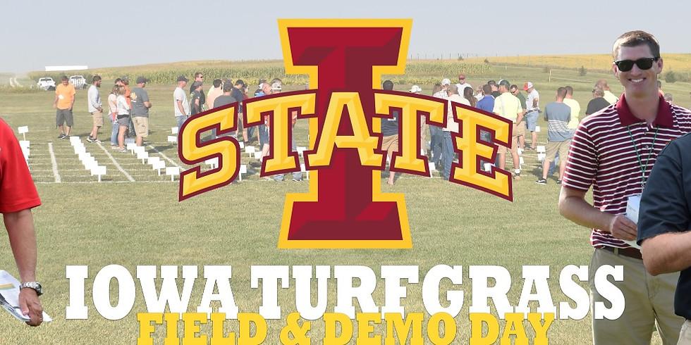 Iowa Turfgrass Field & Demo Day