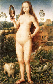 """""""Vision and Vanity: The Mirror in Renaissance Art and Culture"""" by Lacey Manuel"""