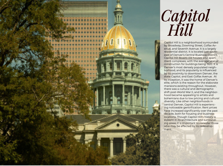 """Beneath the Guise: A Satirical Travel Guide to Denver"" by Sofia Elmore"