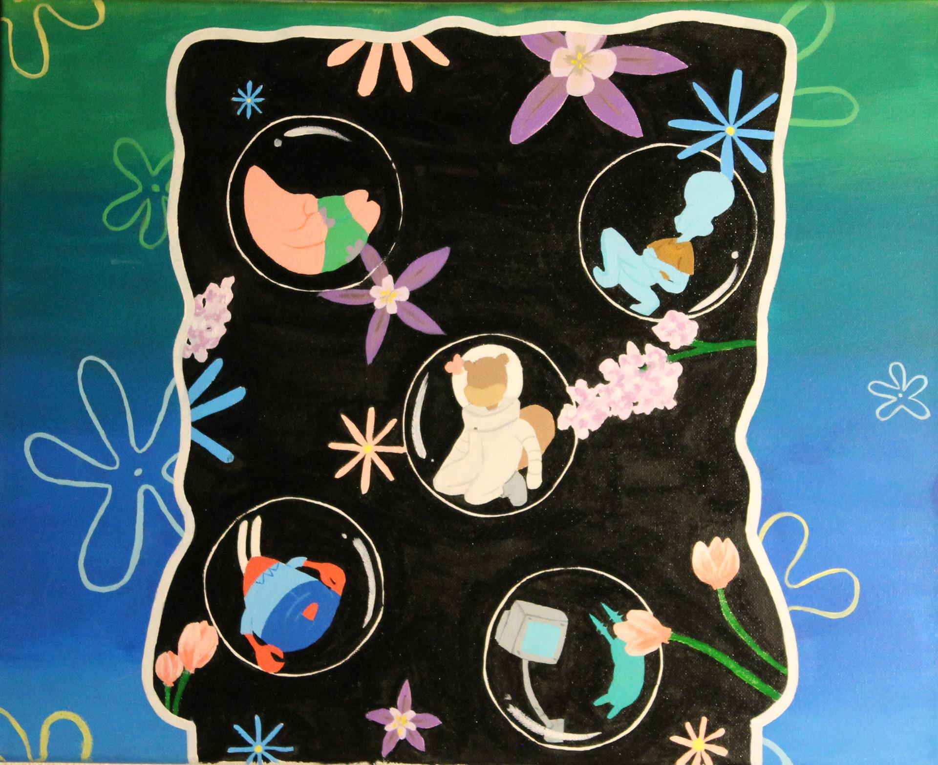 """Escapism: A Love Letter"" by Angeilica Landeros"