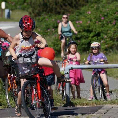 Støtteforeningens cykelsponsorløb