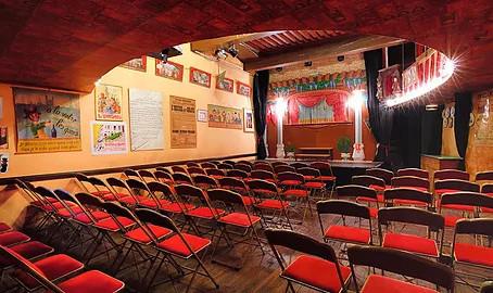 Salle de spectacle dans le Vieux Lyon, un espace professionnel hors du commun