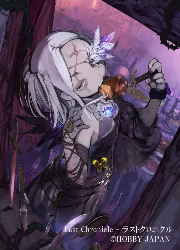 恐冥の戦導姫 キカ