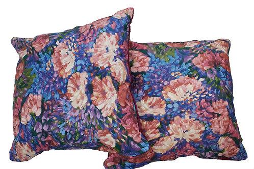 Florou Reversible Cushion Cover Set