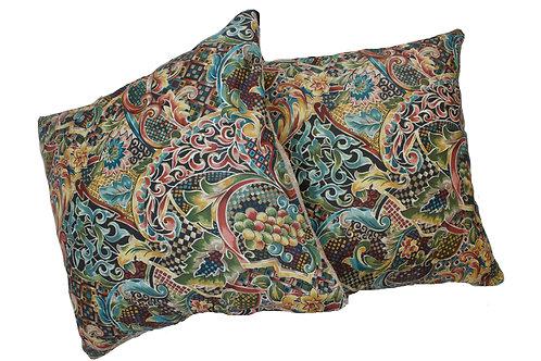 Mosaic Cushion Cover Set