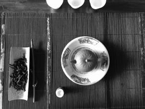 茶禅茶道のお稽古 水仙岩茶