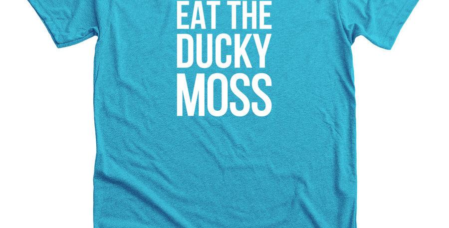 Eat The Ducky Moss T-shirt