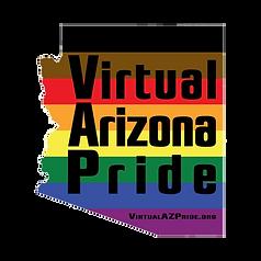 Virtual Arizona Pride logo