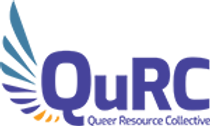 Queer Resource Collective Logo
