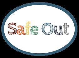 Safe Out logo