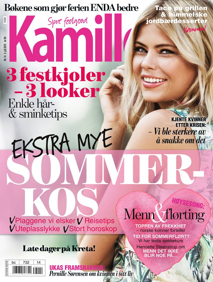 Kamille Cover