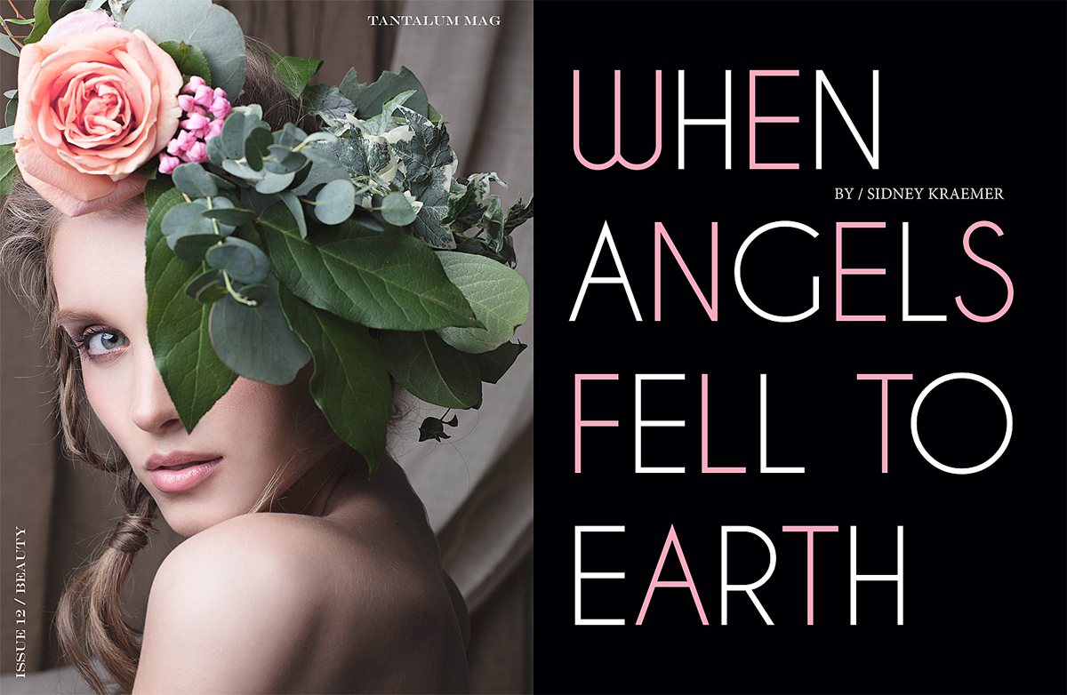 When angels fell to earth