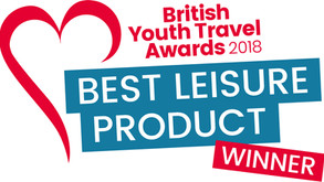 Winner: Best Leisure Product Award, 2018