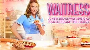 Waitress set to serve a storm at the Adelphi theatre