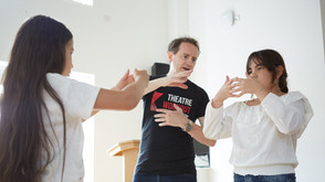 Theatre Workout receives lifeline grant from Government's £1.57 billion Culture Recovery Fund