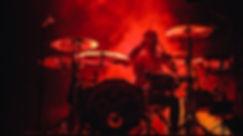 el bateria Josh Dum del duo Twenty one pilots