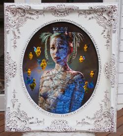 Dream of Venus framed