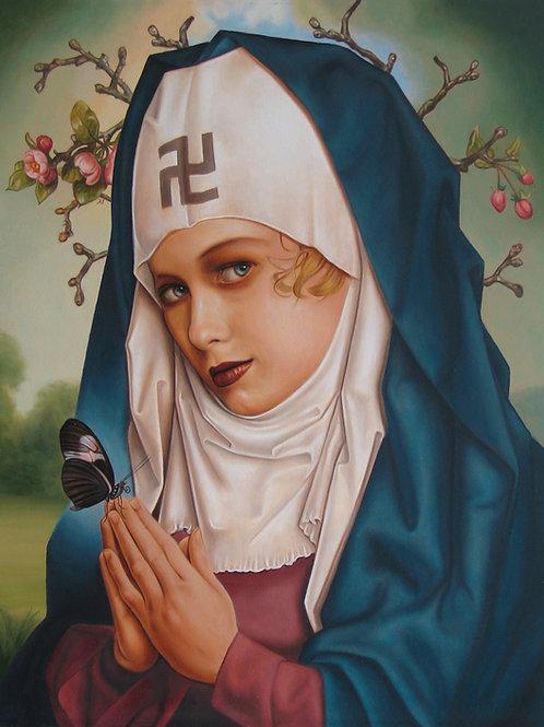 The Manji Madonna print
