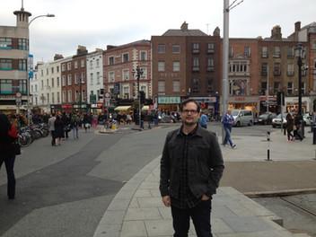 In Ireland at last!