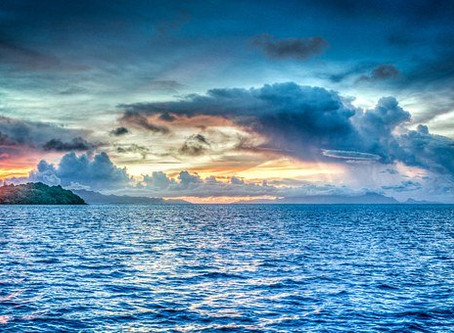 Climate change: How it affects ocean temperatures and marine life.