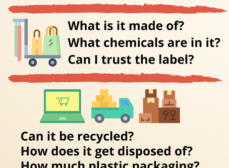 15 Questions Environmental Shoppers Ask
