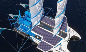 Ships that eat plastic. Electric planes are ready. Are gas stations killing us?