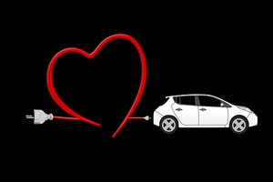 Electric Car, Love Plug
