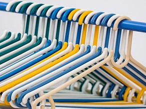 Save the Environment:  Two ideas at a time – Hangers and Footprint Calculator