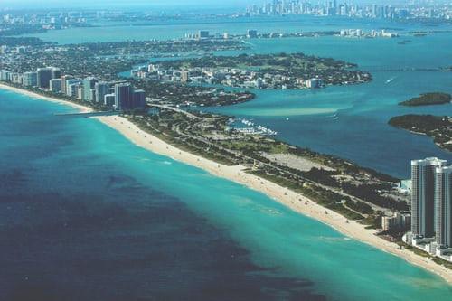Miami Beach, Shoreline, Florida