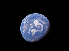 Google Earth Time Lapses Showing the Impact of Climate Change on the Environment