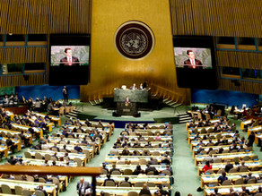 The UN, Leading on Climate Change