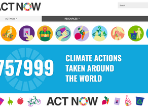 """The UN and the """"You-N"""" lead on Climate Change"""