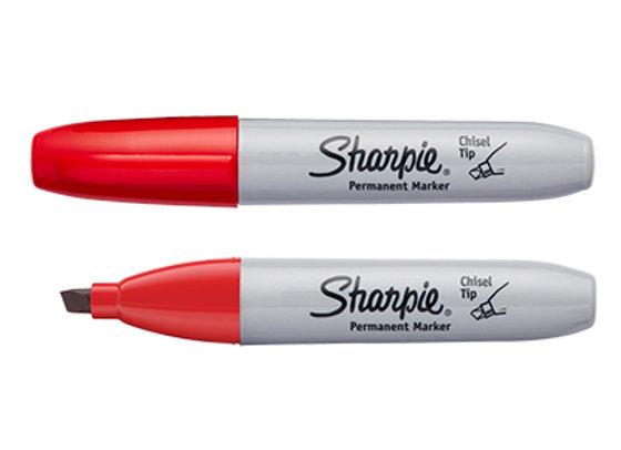 Sharpie Marker Red