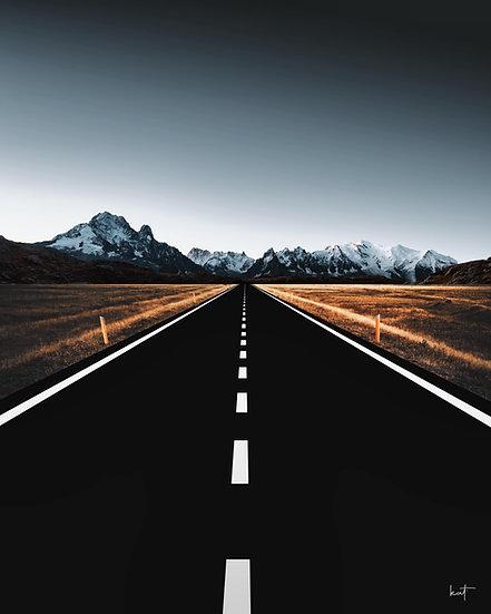 ROAD TO UTAH