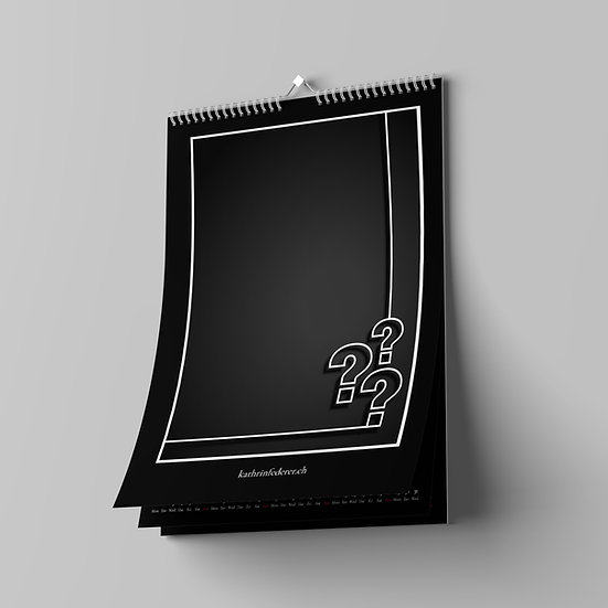 CALENDAR 2021 WITH YOUR FAVORITE ARTWORKS