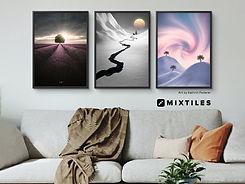 Mixtiles Art Collection