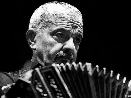 Se lanza «Antología Piazzolla 100» a un siglo del nacimiento del bandoneonista