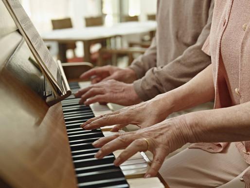 Música para prevenir el aislamiento en los mayores