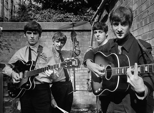 """56 años del lanzamiento de """"I Want to Hold Your Hand"""" de Los Beatles"""